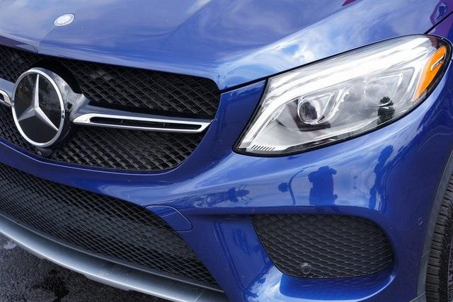 Used 2017 Mercedes-Benz GLE GLE 43 AMG Coupe for sale $61,996 at Gravity Autos Roswell in Roswell GA 30076 10