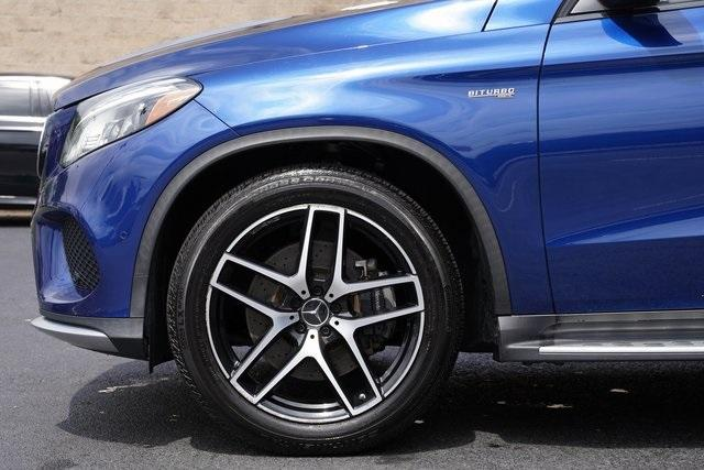 Used 2017 Mercedes-Benz GLE GLE 43 AMG Coupe for sale $61,996 at Gravity Autos Roswell in Roswell GA 30076 11