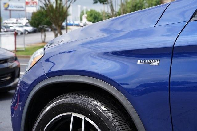 Used 2017 Mercedes-Benz GLE GLE 43 AMG Coupe for sale $61,996 at Gravity Autos Roswell in Roswell GA 30076 12