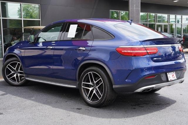 Used 2017 Mercedes-Benz GLE GLE 43 AMG Coupe for sale $61,996 at Gravity Autos Roswell in Roswell GA 30076 14