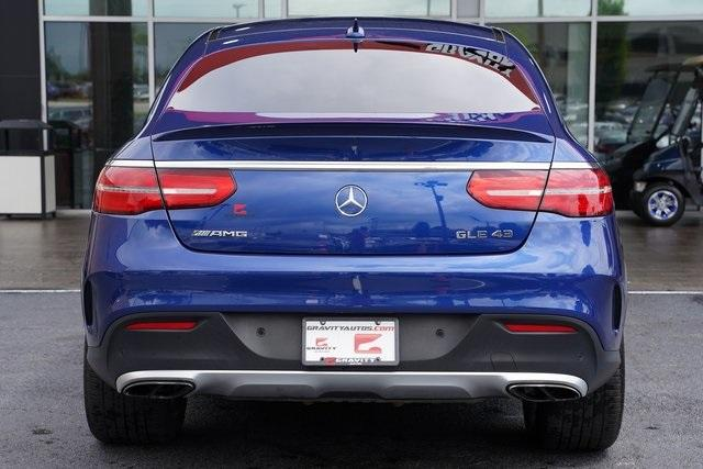 Used 2017 Mercedes-Benz GLE GLE 43 AMG Coupe for sale $61,996 at Gravity Autos Roswell in Roswell GA 30076 15