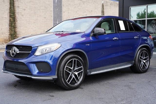 Used 2017 Mercedes-Benz GLE GLE 43 AMG Coupe for sale $61,996 at Gravity Autos Roswell in Roswell GA 30076 5