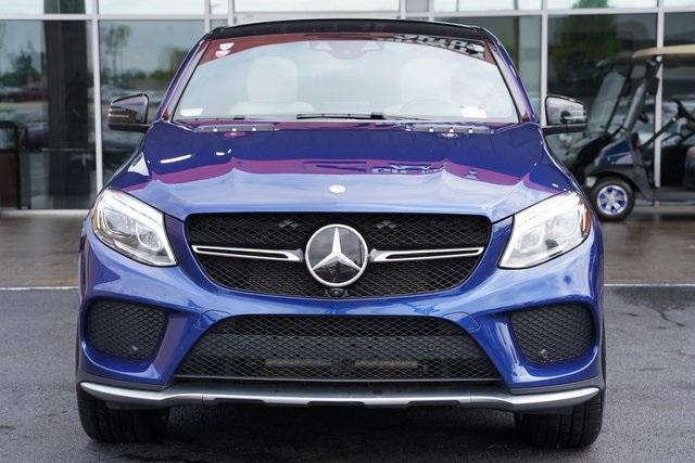 Used 2017 Mercedes-Benz GLE GLE 43 AMG Coupe for sale $61,996 at Gravity Autos Roswell in Roswell GA 30076 6