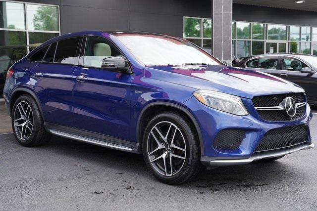 Used 2017 Mercedes-Benz GLE GLE 43 AMG Coupe for sale $61,996 at Gravity Autos Roswell in Roswell GA 30076 7