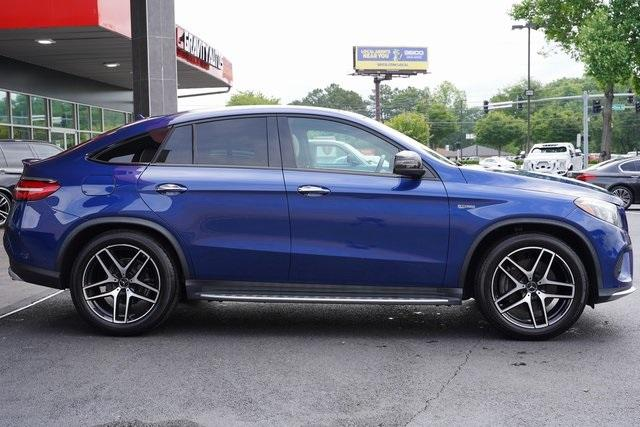 Used 2017 Mercedes-Benz GLE GLE 43 AMG Coupe for sale $61,996 at Gravity Autos Roswell in Roswell GA 30076 8