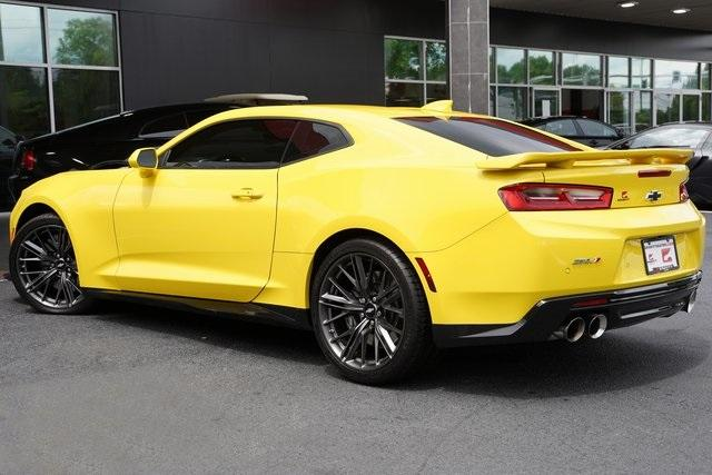 Used 2017 Chevrolet Camaro ZL1 for sale Sold at Gravity Autos Roswell in Roswell GA 30076 13
