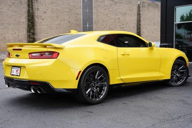 Used 2017 Chevrolet Camaro ZL1 for sale Sold at Gravity Autos Roswell in Roswell GA 30076 15