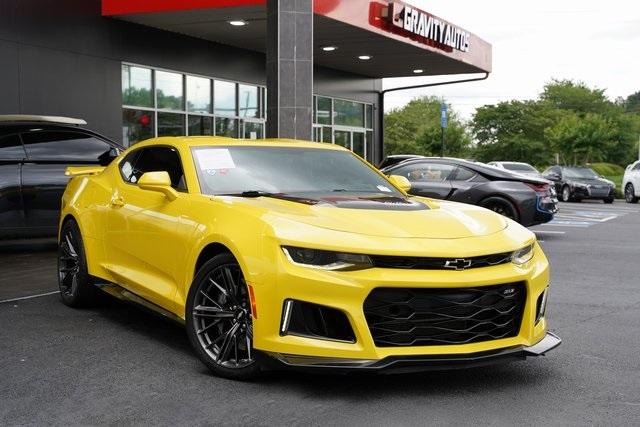 Used 2017 Chevrolet Camaro ZL1 for sale Sold at Gravity Autos Roswell in Roswell GA 30076 2