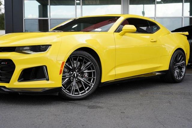 Used 2017 Chevrolet Camaro ZL1 for sale Sold at Gravity Autos Roswell in Roswell GA 30076 3