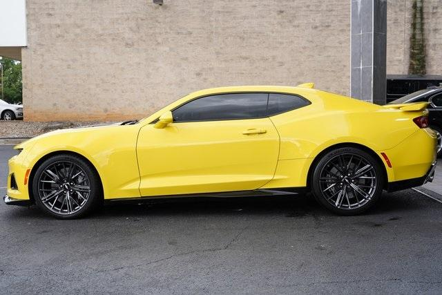 Used 2017 Chevrolet Camaro ZL1 for sale Sold at Gravity Autos Roswell in Roswell GA 30076 4