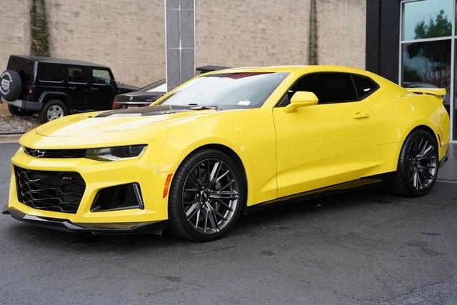 Used 2017 Chevrolet Camaro ZL1 for sale Sold at Gravity Autos Roswell in Roswell GA 30076 5