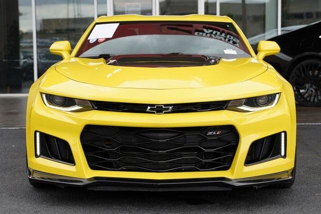 Used 2017 Chevrolet Camaro ZL1 for sale Sold at Gravity Autos Roswell in Roswell GA 30076 6