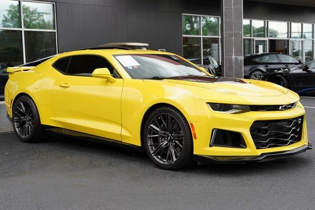 Used 2017 Chevrolet Camaro ZL1 for sale Sold at Gravity Autos Roswell in Roswell GA 30076 7