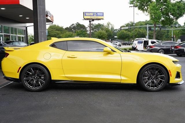 Used 2017 Chevrolet Camaro ZL1 for sale Sold at Gravity Autos Roswell in Roswell GA 30076 8
