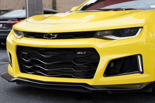 Used 2017 Chevrolet Camaro ZL1 for sale Sold at Gravity Autos Roswell in Roswell GA 30076 9
