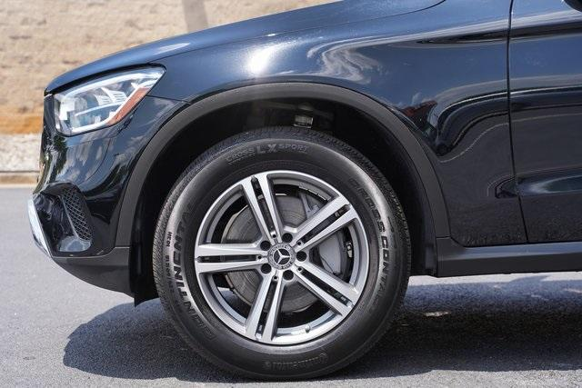 Used 2020 Mercedes-Benz GLC GLC 300 for sale $43,996 at Gravity Autos Roswell in Roswell GA 30076 10