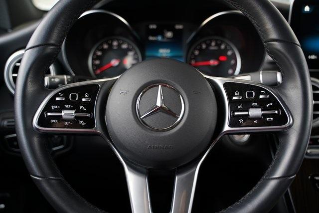 Used 2020 Mercedes-Benz GLC GLC 300 for sale $43,996 at Gravity Autos Roswell in Roswell GA 30076 16