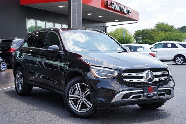 Used 2020 Mercedes-Benz GLC GLC 300 for sale $43,996 at Gravity Autos Roswell in Roswell GA 30076 2