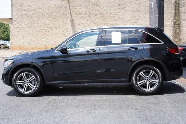 Used 2020 Mercedes-Benz GLC GLC 300 for sale $43,996 at Gravity Autos Roswell in Roswell GA 30076 4