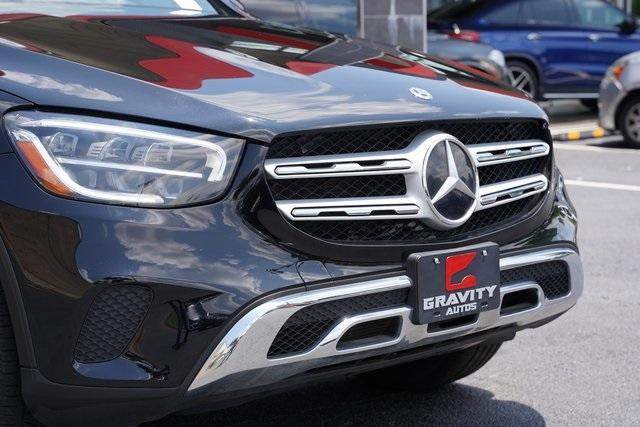 Used 2020 Mercedes-Benz GLC GLC 300 for sale $43,996 at Gravity Autos Roswell in Roswell GA 30076 9