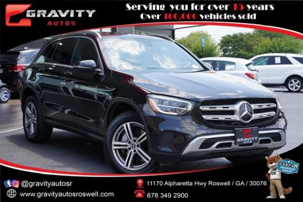 Used 2020 Mercedes-Benz GLC GLC 300 for sale $43,996 at Gravity Autos Roswell in Roswell GA