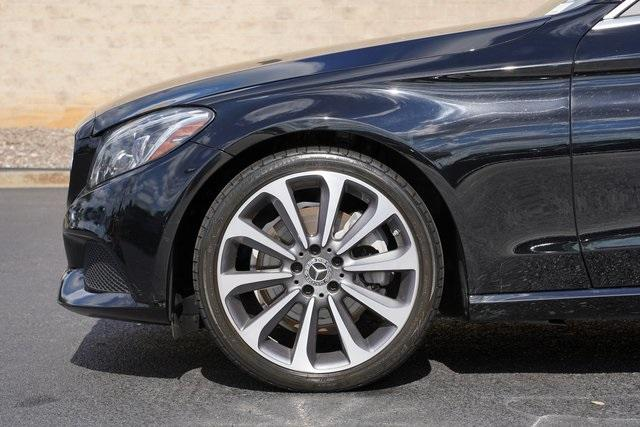 Used 2018 Mercedes-Benz C-Class C 300 for sale $35,996 at Gravity Autos Roswell in Roswell GA 30076 10