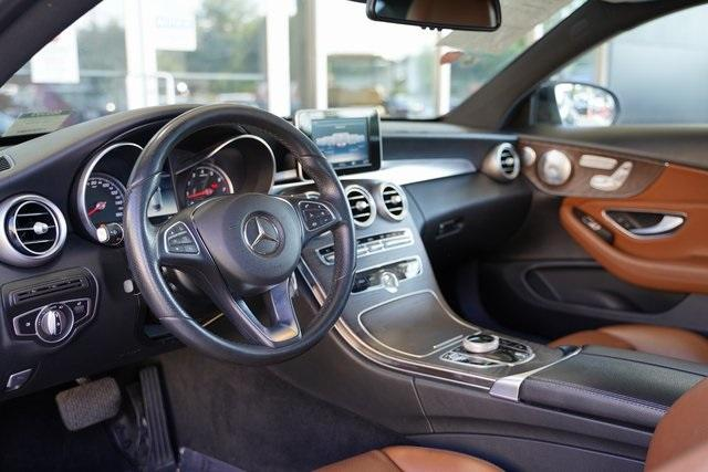 Used 2018 Mercedes-Benz C-Class C 300 for sale $35,996 at Gravity Autos Roswell in Roswell GA 30076 15