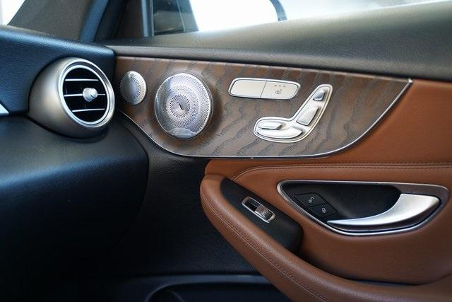 Used 2018 Mercedes-Benz C-Class C 300 for sale $35,996 at Gravity Autos Roswell in Roswell GA 30076 26