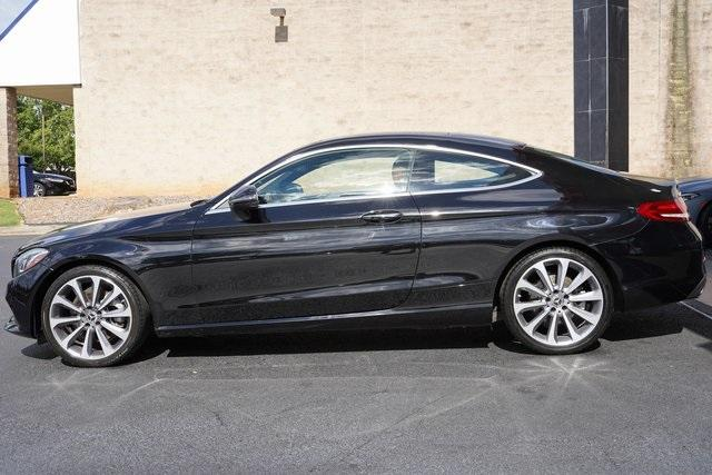 Used 2018 Mercedes-Benz C-Class C 300 for sale $35,996 at Gravity Autos Roswell in Roswell GA 30076 4