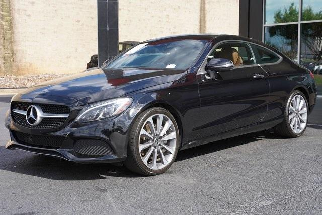 Used 2018 Mercedes-Benz C-Class C 300 for sale $35,996 at Gravity Autos Roswell in Roswell GA 30076 5