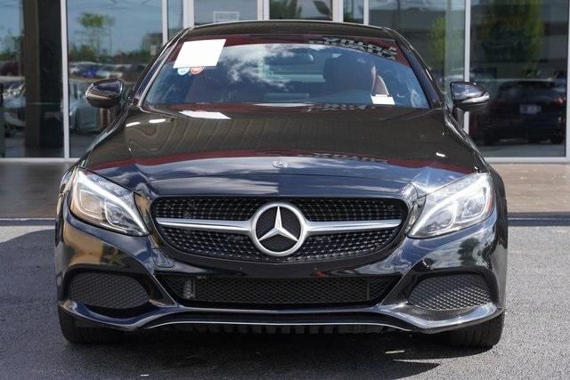 Used 2018 Mercedes-Benz C-Class C 300 for sale $35,996 at Gravity Autos Roswell in Roswell GA 30076 6