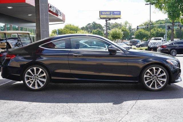 Used 2018 Mercedes-Benz C-Class C 300 for sale $35,996 at Gravity Autos Roswell in Roswell GA 30076 8