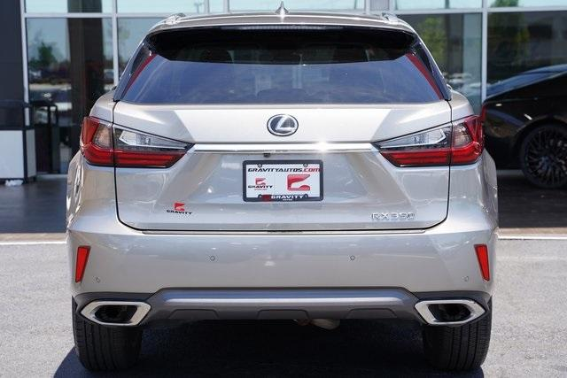Used 2017 Lexus RX 350 for sale $38,996 at Gravity Autos Roswell in Roswell GA 30076 12