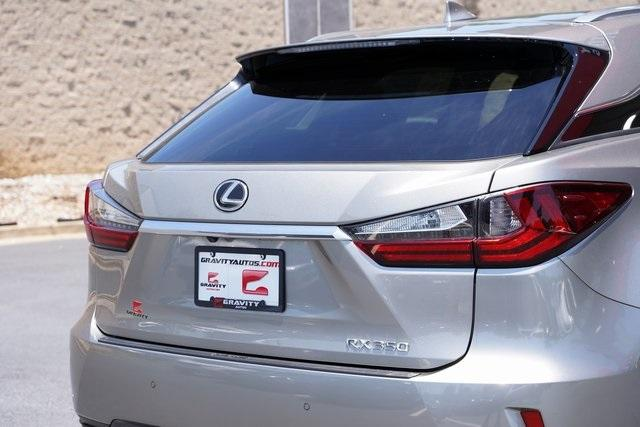 Used 2017 Lexus RX 350 for sale $38,996 at Gravity Autos Roswell in Roswell GA 30076 14