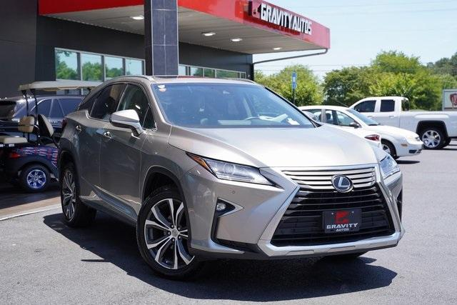 Used 2017 Lexus RX 350 for sale $38,996 at Gravity Autos Roswell in Roswell GA 30076 2
