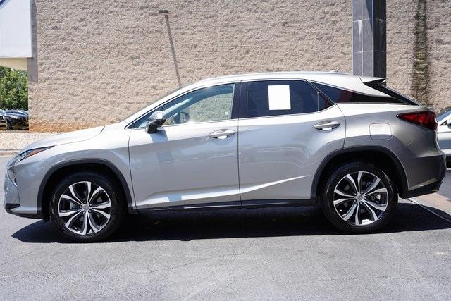 Used 2017 Lexus RX 350 for sale $38,996 at Gravity Autos Roswell in Roswell GA 30076 4