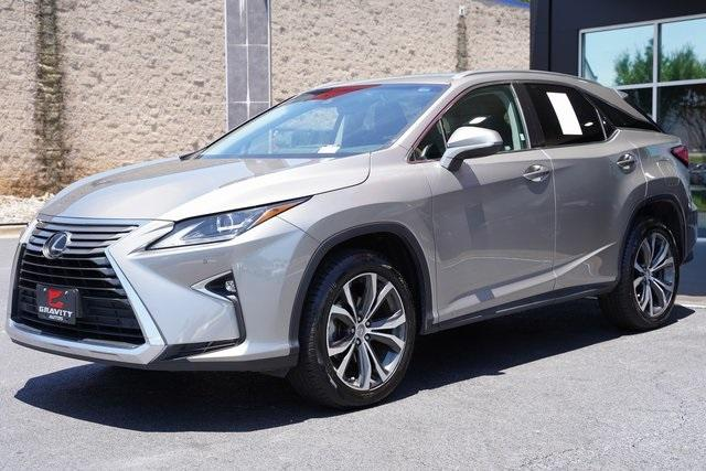 Used 2017 Lexus RX 350 for sale $38,996 at Gravity Autos Roswell in Roswell GA 30076 5