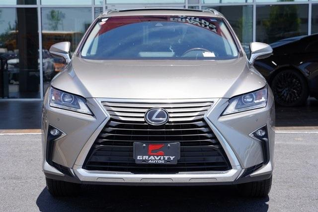 Used 2017 Lexus RX 350 for sale $38,996 at Gravity Autos Roswell in Roswell GA 30076 6