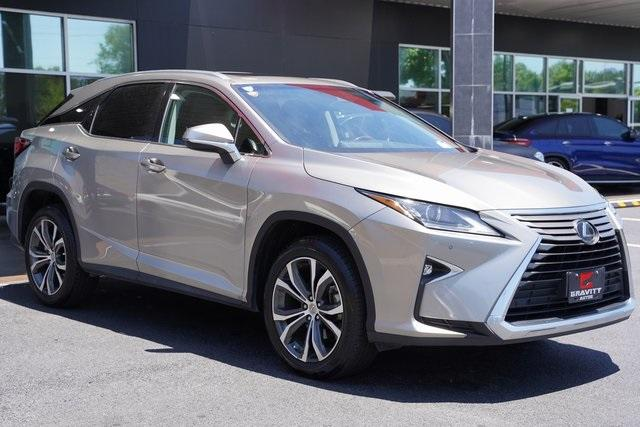 Used 2017 Lexus RX 350 for sale $38,996 at Gravity Autos Roswell in Roswell GA 30076 7