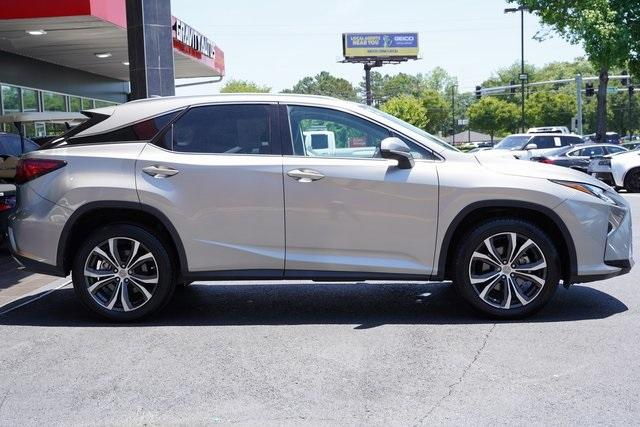 Used 2017 Lexus RX 350 for sale $38,996 at Gravity Autos Roswell in Roswell GA 30076 8