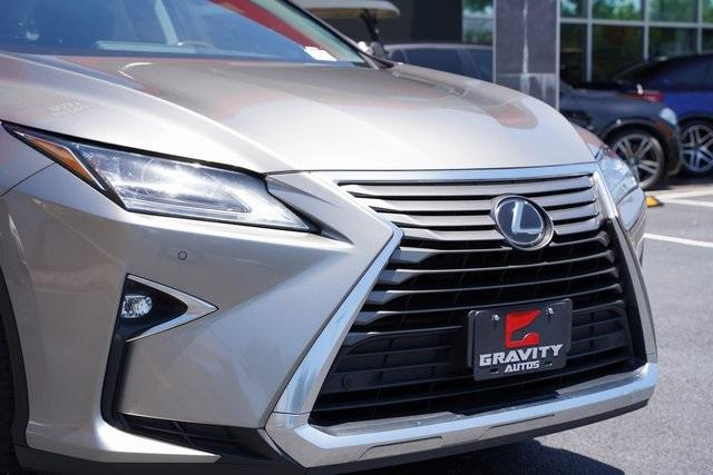 Used 2017 Lexus RX 350 for sale $38,996 at Gravity Autos Roswell in Roswell GA 30076 9