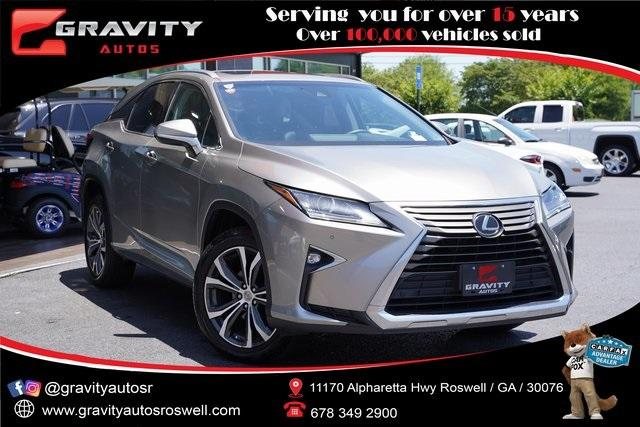 Used 2017 Lexus RX 350 for sale $38,996 at Gravity Autos Roswell in Roswell GA 30076 1