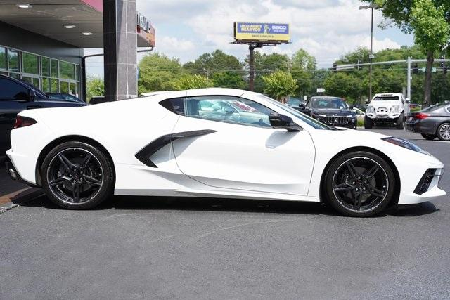 Used 2020 Chevrolet Corvette Stingray for sale $111,996 at Gravity Autos Roswell in Roswell GA 30076 10