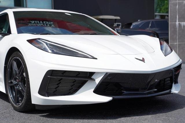 Used 2020 Chevrolet Corvette Stingray for sale $111,996 at Gravity Autos Roswell in Roswell GA 30076 11