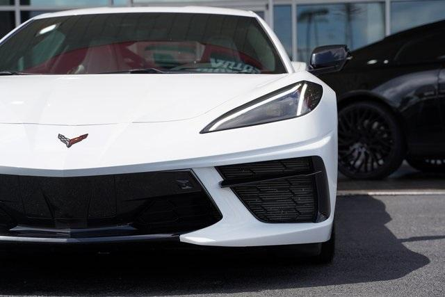 Used 2020 Chevrolet Corvette Stingray for sale $111,996 at Gravity Autos Roswell in Roswell GA 30076 12