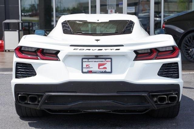 Used 2020 Chevrolet Corvette Stingray for sale $111,996 at Gravity Autos Roswell in Roswell GA 30076 18