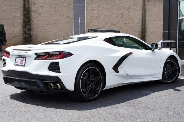 Used 2020 Chevrolet Corvette Stingray for sale $111,996 at Gravity Autos Roswell in Roswell GA 30076 19