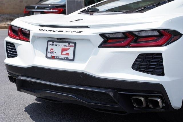 Used 2020 Chevrolet Corvette Stingray for sale $111,996 at Gravity Autos Roswell in Roswell GA 30076 20