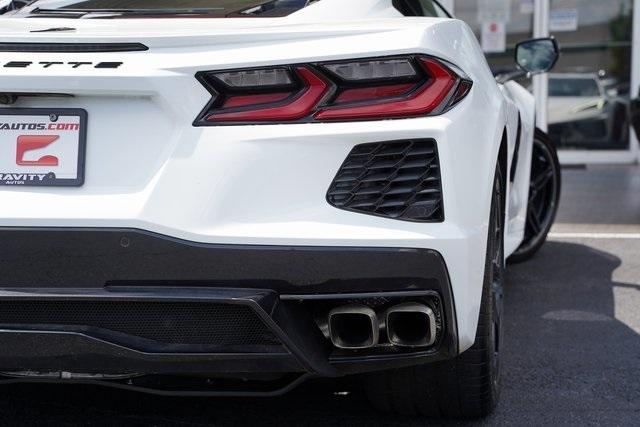 Used 2020 Chevrolet Corvette Stingray for sale $111,996 at Gravity Autos Roswell in Roswell GA 30076 21