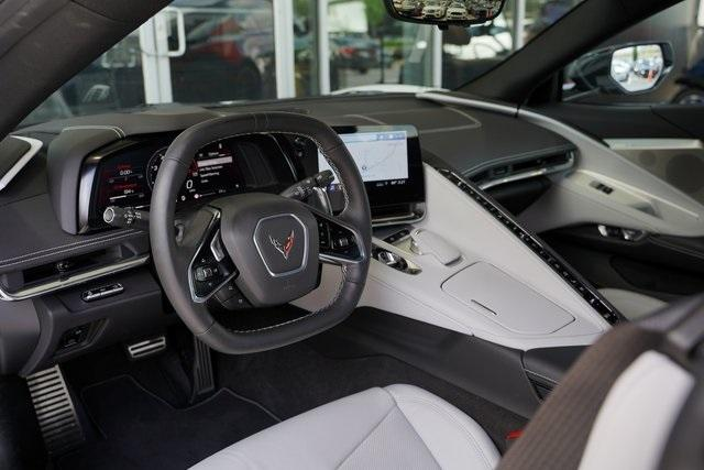 Used 2020 Chevrolet Corvette Stingray for sale $111,996 at Gravity Autos Roswell in Roswell GA 30076 23